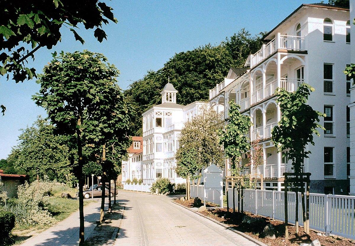 Strandpromenade Binz