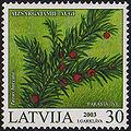 20030321 30sant Latvia Postage Stamp.jpg