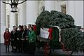 2004 Blue Room Christmas tree - received by Laura Bush.jpg