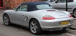 2004 Porsche Boxster S Tiptronic S 3.2 Rear.jpg