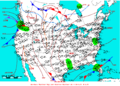2005-05-04 Surface Weather Map NOAA.png