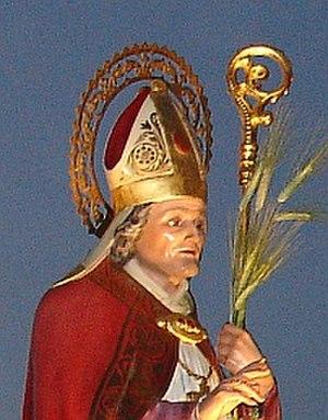Seven Apostolic Men - St. Hesychius, one of the Seven Apostolic Men