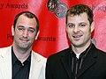 2006 Trey Parker and Matt Stone at Peabody Awards cropped.jpg