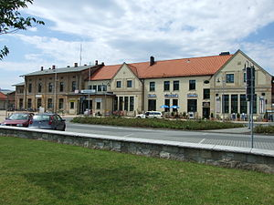Heudeber-Danstedt–Bad Harzburg/Vienenburg railway - Wernigerode station