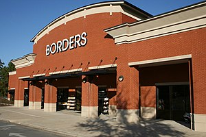 Borders Group - A Borders store in Chapel Hill, North Carolina