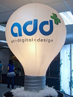 add+, the light bulb, by Chihlee Institute of Technology