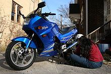 Motorcycle Exhaust Repairs Uk