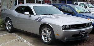 2009 Dodge Challenger R/T photographed in Whea...