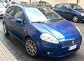 2009 Fiat Grande Punto Sport.jpg