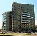 2011-05-28 Офисный центр на проезде Дежнёва в процессе строительства - panoramio.jpg