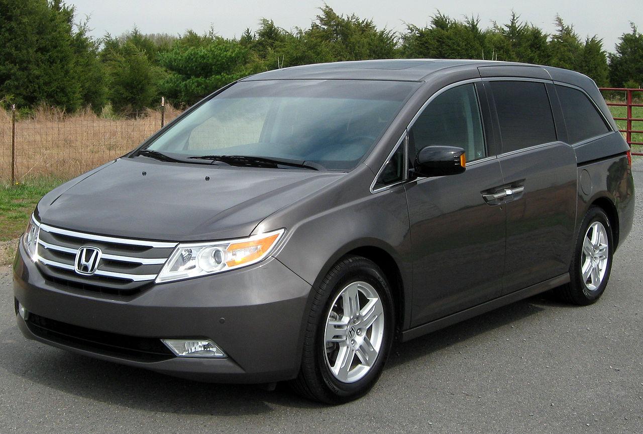 2011 Honda Odyssey Touring Elite -- 04-18-2011.jpg
