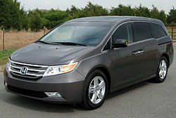 Honda Odyssey Touring Elite Manual