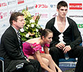 2011 Rostelecom Cup - Jones&Gaskell LP kiss-and-cry.jpg