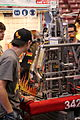 2012 FIRST Robotics Competition Palmetto Regional (6874512042).jpg