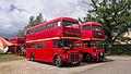2012 Hop Farm Festival Routemaster shuttle buses.jpg