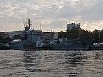 2013-08-29 Севастополь. Вспомогательное судно A512 Mosel ВМС Германии (5).JPG
