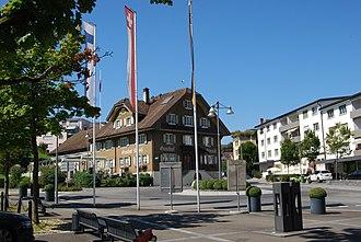 Adligenswil - Image: 2013 09 04 Adligenswil (Foto Dietrich Michael Weidmann) 097
