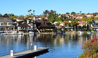 Mission Viejo, California - Lake Mission Viejo