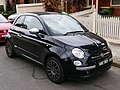 2013 Fiat 500C by Gucci convertible (2015-05-29) 01.jpg