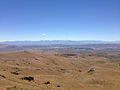 2014-06-28 11 52 49 View southeast from the southwest flank of West Twin Peak near Elko, Nevada.JPG