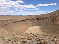 2014-07-18 16 27 55 View south-southeast across the Lunar Crater, Nevada.JPG