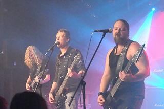 Iron Fire band