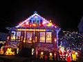 2014 Bill Spencer's Christmas Lights - panoramio.jpg