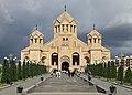2014 Erywań, Katedra św. Grzegorza Oświeciciela (05) edit.jpg