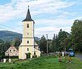 2014 Kościół św. Barbary w Droszkowie, 02.JPG