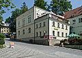 2014 Lądek-Zdrój, ul. Ostrowicza 1-2, Stary Jerzy 01.JPG