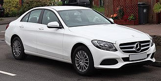 Mercedes-Benz C-Class (W205) - Mercedes-Benz C 180
