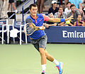 2014 US Open (Tennis) - Tournament - Bernard Tomic (14952597469).jpg