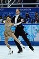 2014 Winter Olympics - Madison Chock and Evan Bates - 02.jpg