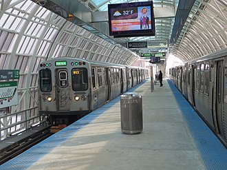 Bombardier Transportation - CTA 5000 (Chicago, Illinois)