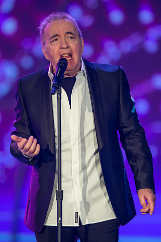 Barry Ryan (singer) - Barry Ryan performing in 2015