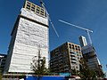 2015 London-Woolwich, Cannon Square construction site 09.jpg