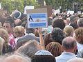 2015 pidiendo Justicia por el atendo a la AMIA y para Nisman.JPG