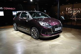 DS Automobiles - Image: 2016 03 01 Geneva Motor Show 1079