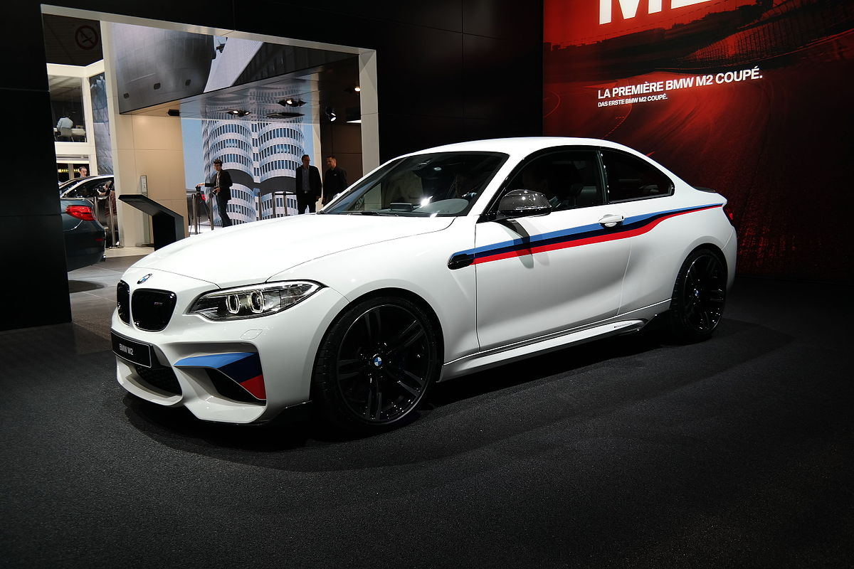 Bmw m2 wikipedia for A m motors