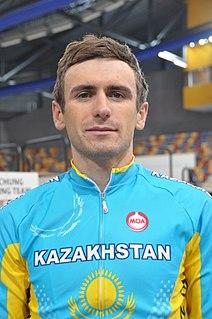 Artyom Zakharov Kazakh cyclist