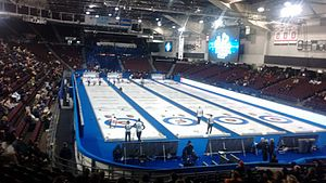 2016 Tim Hortons Brier - Draw 3 of the pre-qualifying matches