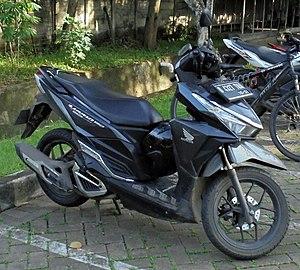 Honda Vario - Wikipedia bahasa Indonesia, ensiklopedia bebas