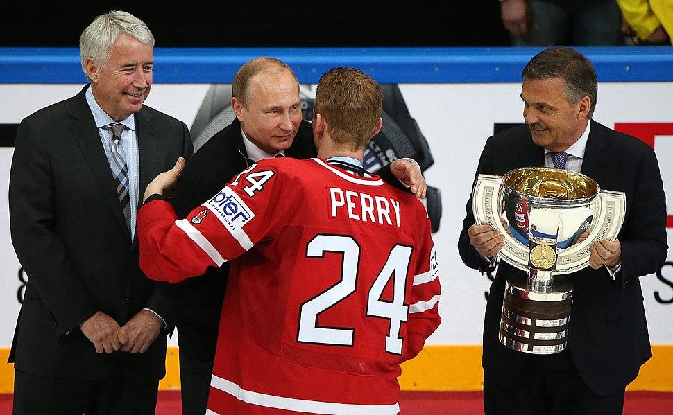 2016 IIHF World Championship. Final match (2016-05-22)-08