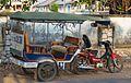 2016 Kampot, Kambodżański tuk-tuk..jpg