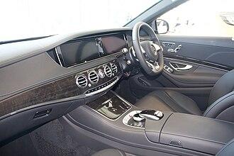 Mercedes-Benz S-Class (W222) - Interior