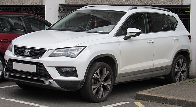 2016 SEAT Ateca SE Tech Ecomotive Turbo 1.6