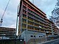 2016 Woolwich, Trinity Walk, construction site 20.jpg