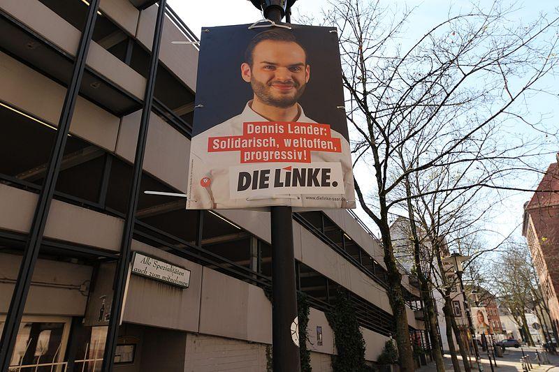 File:2017-03-26 Wahlplakat Die Linke by DCB.jpg