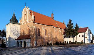 Nowy Korczyn Town in Świętokrzyskie Voivodeship, Poland
