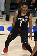 20170329 MCDAAG Trevon Duval dribbling on the wing (6).jpg